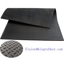 Top Quality Anti Slip Cow Cubicle Cattle Horse Stable Stall Alley Milking Rubber Matting