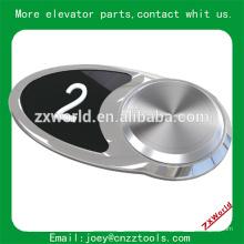 B13P3 pièces d'ascenseur bouton-poussoir bouton d'ascenseur bouton de levage