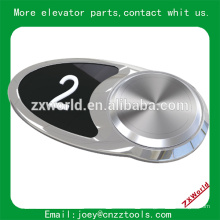 B13P3 elevator parts push button elevator button lift push button