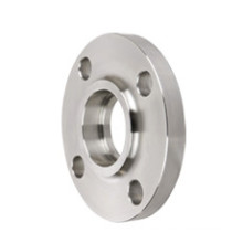 304L Stainless Steel Forged 150# ANSI RF Socket Weld Flange