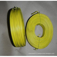 PET Coated Metal Binding Wire (XS-132)