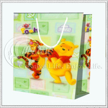 Customized Paper Bag for Gift (KG-PB141)