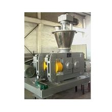 Chemical fertilizer extruder granulator