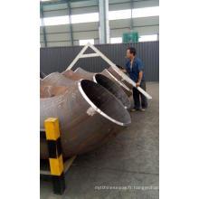 Coude de tuyau ASTM A234 WPB LR SCH XS