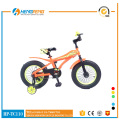"""New design factory red 16"""" MTB kids Bicycle bike with CE"""