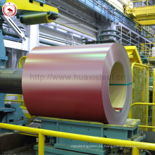Sandwich Panel Usado Galvalume Base Coated Steel Coil con 0.3-0.8mm Espesor