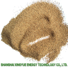 Abrasif en coquille de noix de granule concassée pour le polissage