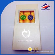 Fábrica de lembranças personalizadas item de itens com caixa