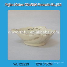 Modern design ceramic measuring cups in high quality