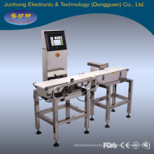 Conveyor check weigher for 1~2kg products