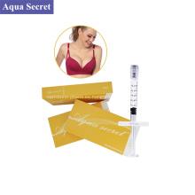 Ampliación de mama con ácido hialurónico inyectable