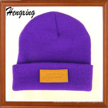 Custom Embroidery Knitted Hats with Your Designed