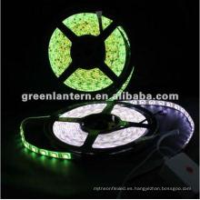 luces de tira llevadas hacia atrás adhesivas