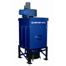 PLC Control Industrial Dust Collector