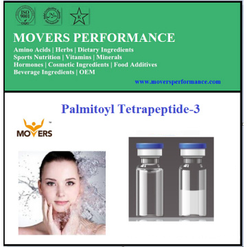 Высокочистый косметический пептид пальмитоил тетрапептид-3