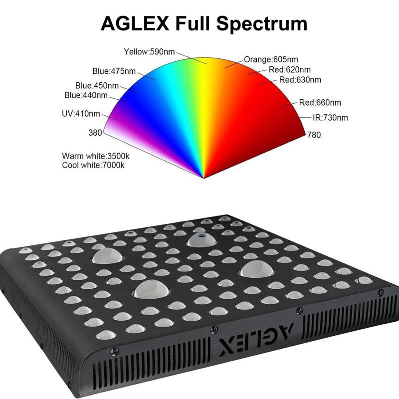 2000w grow light full spectrum
