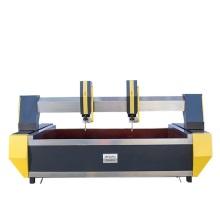 Doppelschneidkopf Portal-Wasserstrahlschneidemaschine