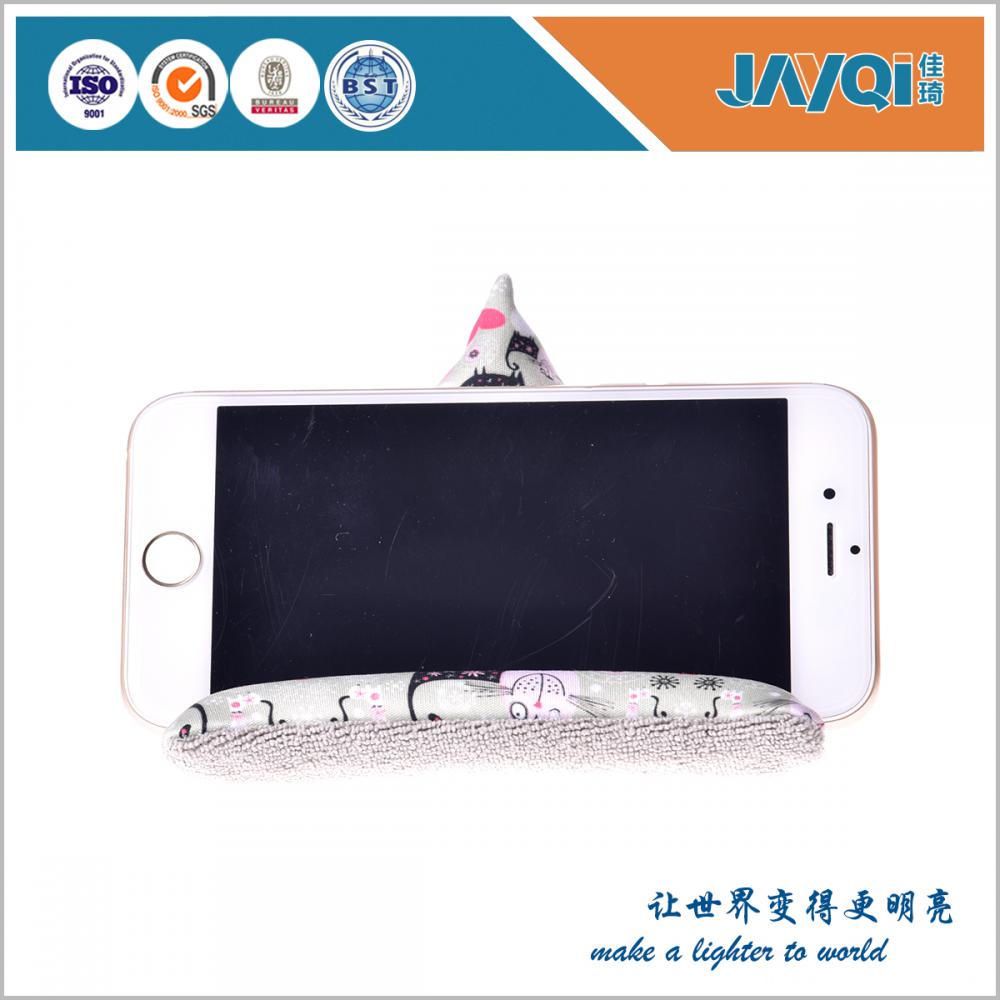 Microfiber Mobile Stand for Phone
