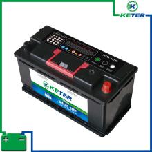 Batteries de voiture standard japonaise de marque Keter
