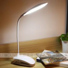 LED Clip Table Lamp with Rechargeable Battery (L52)