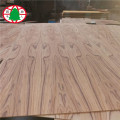 Furniture veneer mdf 14mm with natural wood veneer