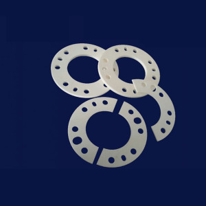 High Aluminum Spacer Zirconia Keramisk Isoleringsbricka