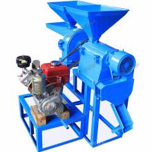 Uso pequeno 6NF-2.2 da família do moinho de arroz 4HP do motor diesel