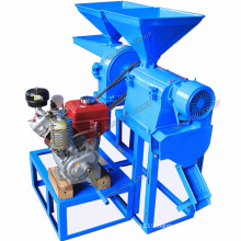 Small Diesel Engine Rice Mill 4HP Family Use 6NF-2.2