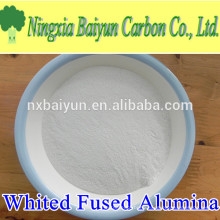 200 mesh electrically melted white fused alumina powder for sandblasting