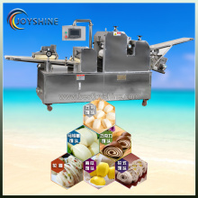 hand imitation PLC control square bread cutter machine