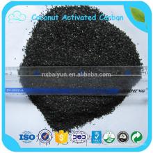 Déodorant type charcoal emballage sac charbon de charbon de bois de coco charbon actif