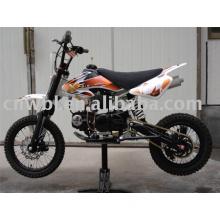 125cc Dirt Bike with Chrome Frame and Steel Rear Swing Arm (WBL-10A)