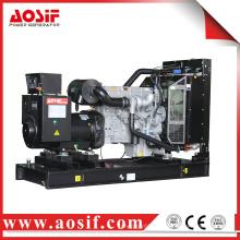 280KW / 350KVA generador 50hz con perkins motor 2206C-E13TAG2 hecho en Reino Unido