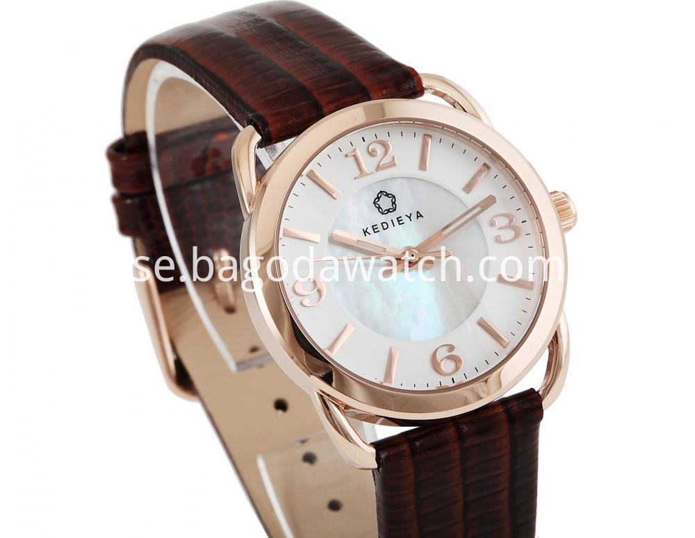 Fashion Leather Women Watches
