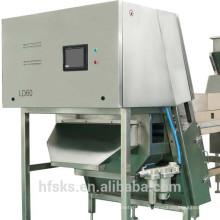 Original LED Kühlung Systerm Hochstabilität Farbsortiermaschine Für Transparenz Bio Glas