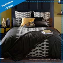 4 Stück Baumwolle Bettbezug Set