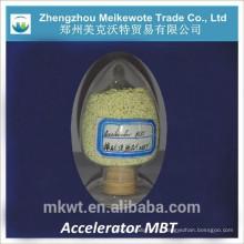 Химикаты для резины MBT для Индонезии шинного завода