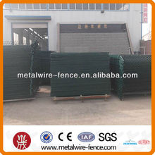 pvc coated galvanized welded wire mesh fence panel