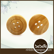 Thick cheap wooden buttons in Bulk Wholesale