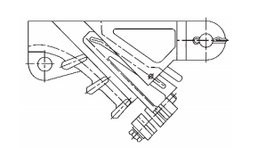 Wedge Type Tension Strain Clamps
