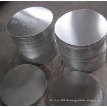 Aluminium-Kreis für Verkehrszeichen