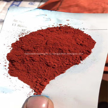 Синтетический пигмент оксида железа красный 129 для краски