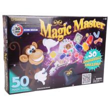 Ваш первый волшебный трюк с волшебным набором с 50 трюками