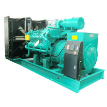 50Hz 800kw Googol Engine Fuel Mixed Generator Set Gas Diesel