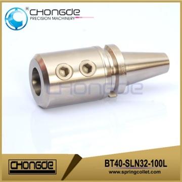 Side lock tool holder BT40-SLN32-100L Thermal aging processing