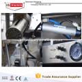 Máquina de sellado y sellado de tubo de aluminio de la venta superior 2015 con control del PLC