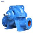 Horizontale einstufige Doppelansaugung Industrielle 3-Phasen-Wasserpumpen