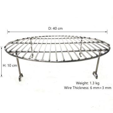 стальная сетка корзина решетка гриль проволочная сетка приготовление пищи
