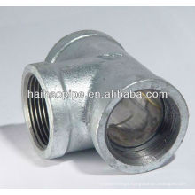 China supplier ISO 9001 & API 316 stainless steel union tee
