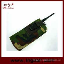 Тактические радио Walkie Talkie мешочек для военной безопасности полиции